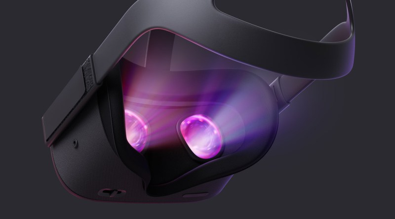 Oculus Quest Back